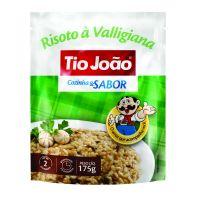 Tio João Cozinha & Sabor Risoto à Valligiana 175g - caixa com 12 unidades de 175g