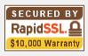 logotipo RapidSSL